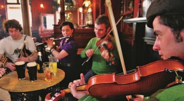 Session Irlandaise